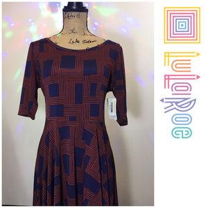 Brand New NWT Lularoe Nicole Dress